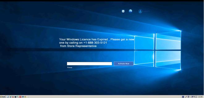 是綁架軟體新攻擊模式:偽裝Windows授權過期這篇文章的首圖