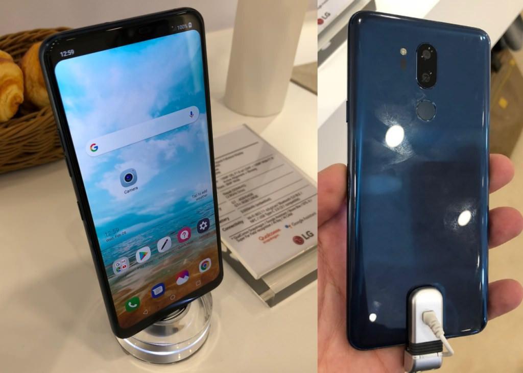 是LG G7確實將採用「瀏海」造型全尺寸螢幕、機身側面將新增按鍵這篇文章的首圖