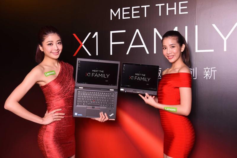 是全新ThinkPad、X1系列家族登台 鎖定商務市場這篇文章的首圖