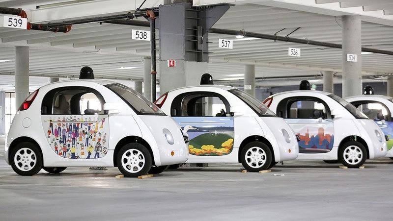 是福特、Google、Uber合組無人車聯盟 推動立法這篇文章的首圖