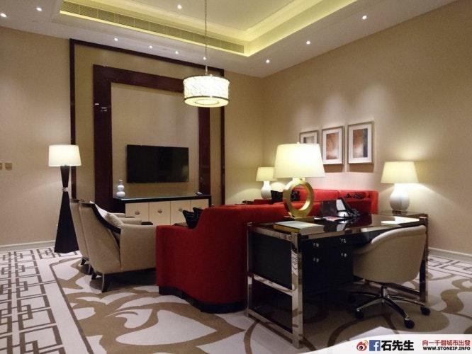 是【澳門.氹仔】澳門喜來登酒店(Sheraton Macao)全新頂級套房 – 就是醉爆伴郎團那種房間這篇文章的首圖
