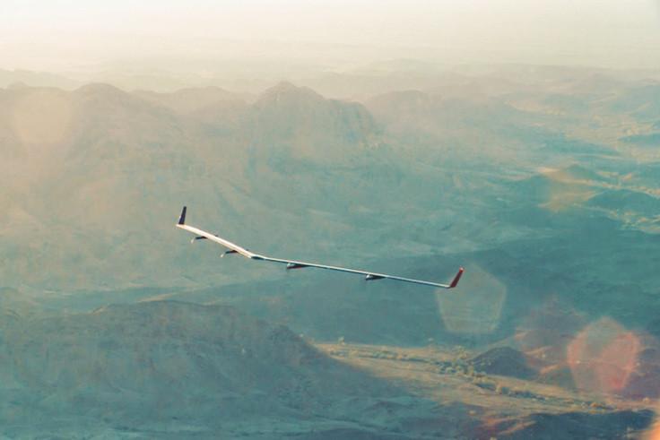 是臉書高空無線連網飛機首度試飛 停留96分鐘這篇文章的首圖