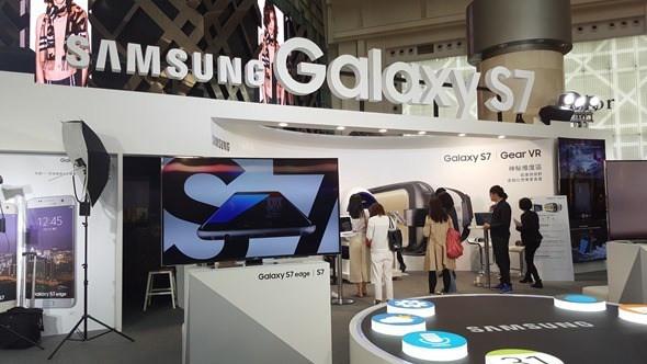 是三星 Galaxy S7 旗艦體驗會在 101,現場還可玩 Gear VR 及 360度攝影機這篇文章的首圖