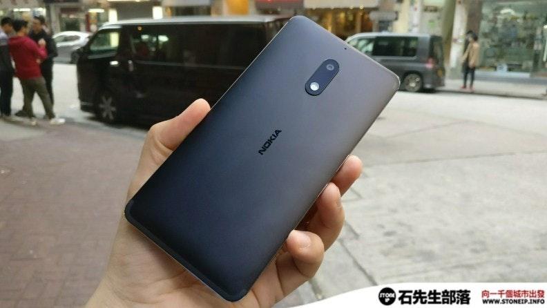 是Nokia 6 上手試 – 曾經的手機霸主回來跟大家 Say Hello (影片)這篇文章的首圖