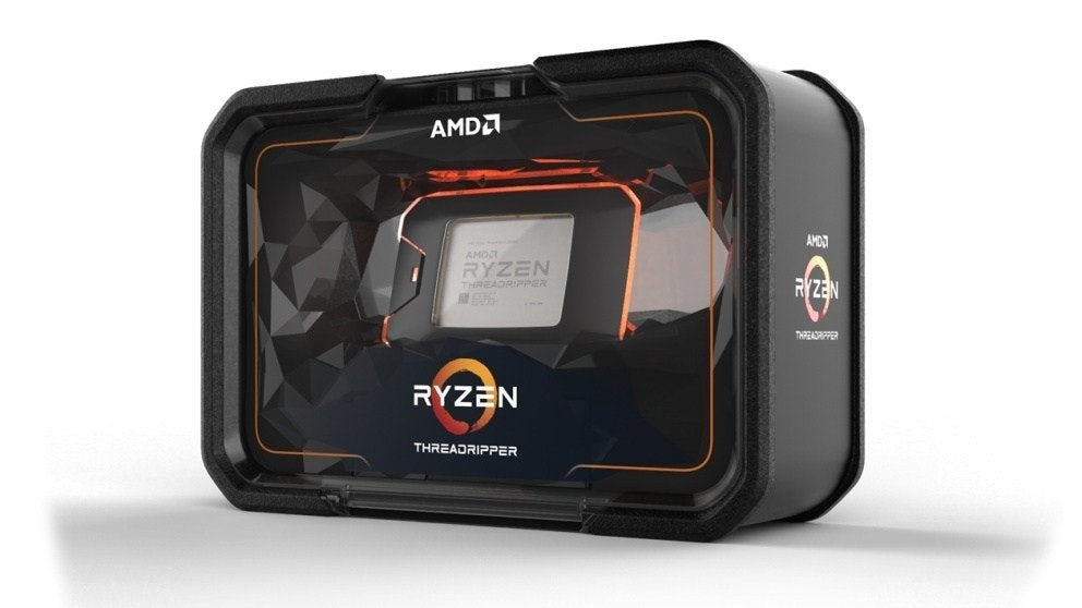 是AMD第二代Threadripper處理器亮相 首波四款型號準備強壓Intel這篇文章的首圖