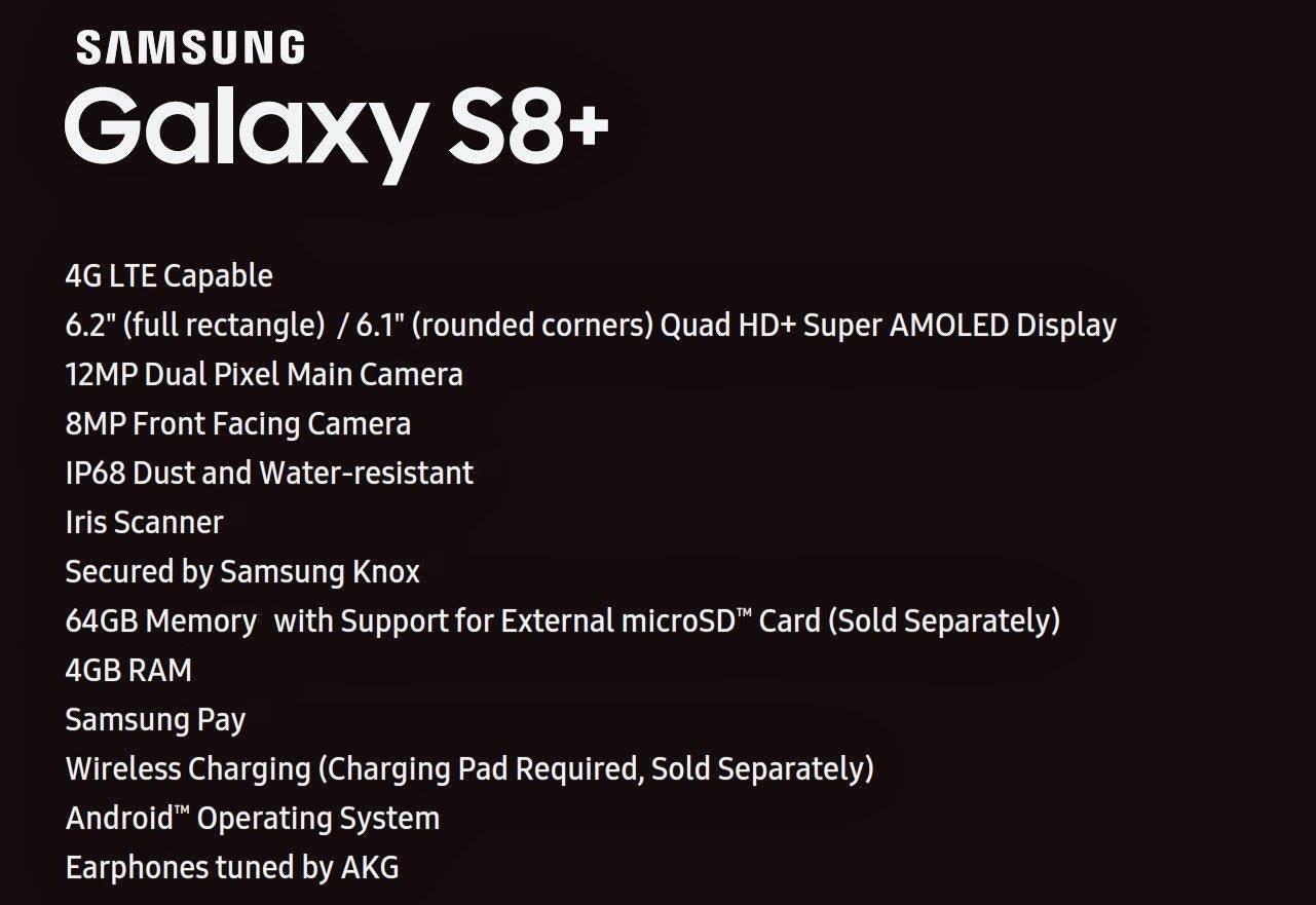 是首款Snapdragon 835手機!全新Samsung Galaxy S8 Plus配置曝光光:6.2寸曲面屏+虹膜識別!這篇文章的首圖