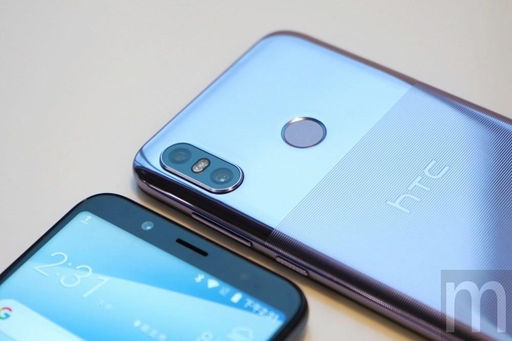 是HTC U12 Life揭曉 並未以Android One形式打造、10月中旬推出的第5張圖