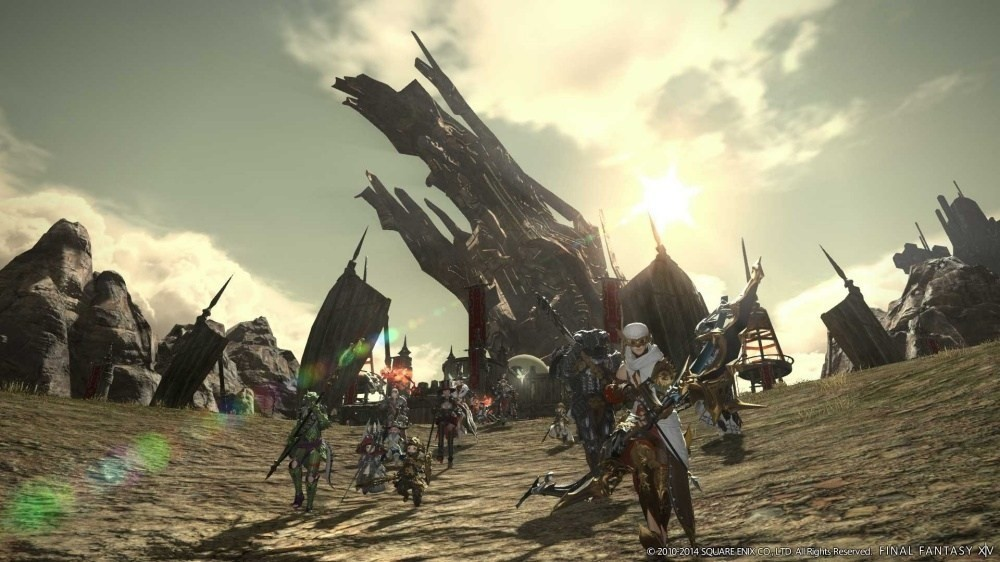 《Final Fantasy》真人影集確認 將FFXIV艾奧傑亞大陸為主軸呈現原創劇情