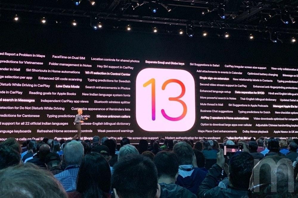是iOS 13正式加入黑暗模式,加強Siri在內多項應用功能這篇文章的首圖
