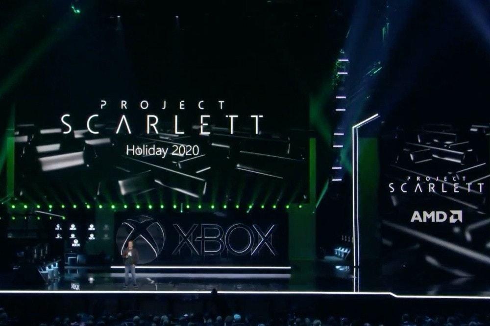 是微軟預告下一款Xbox One主機「Project Scarlett」支援光線追蹤、2020年底推出這篇文章的首圖