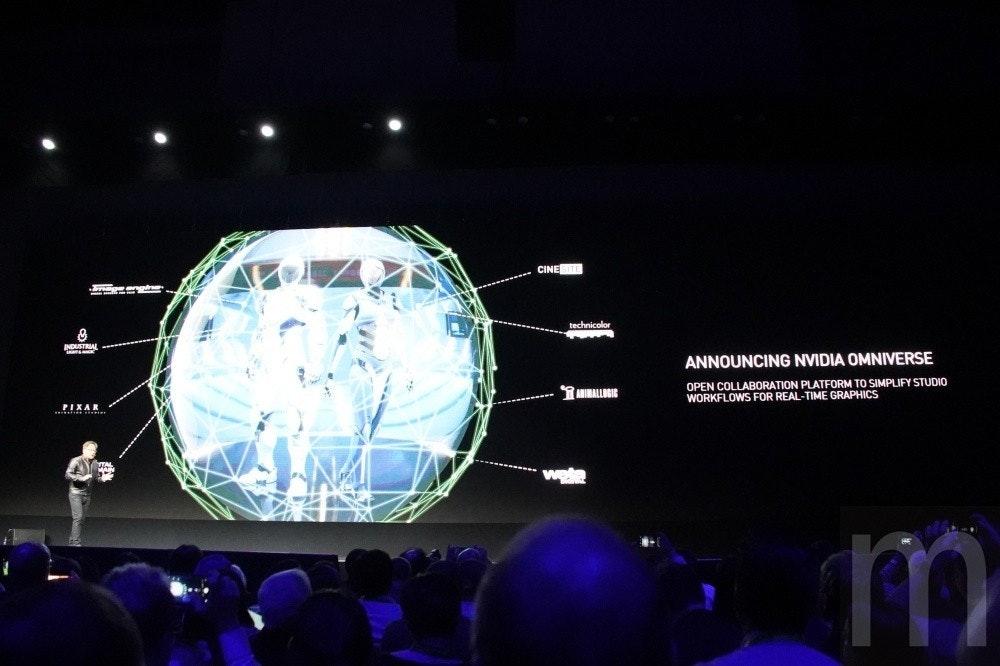 是NVIDIA揭曉Omniverse協作平台 提昇3D影像內容分工渲染創作效率這篇文章的首圖