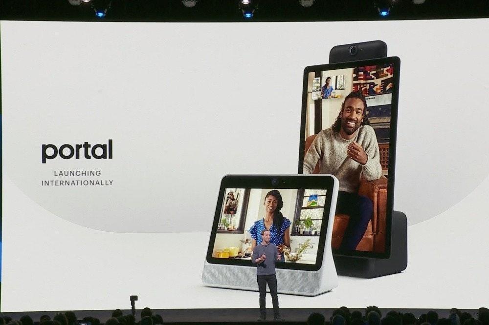 是Facebook智慧顯示器Portal開放加拿大銷售,今年秋季進入歐洲市場這篇文章的首圖