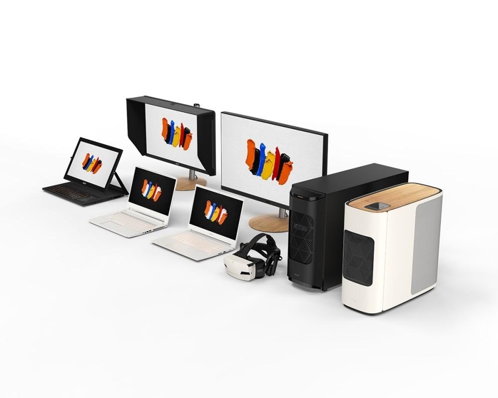 是宏碁打造全新ConceptD品牌 針對創作者需求打造效能為主的PC產品這篇文章的首圖