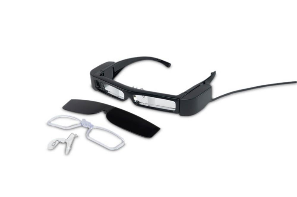 是Epson新款擴增實境眼鏡可直接連接Android手機使用這篇文章的首圖