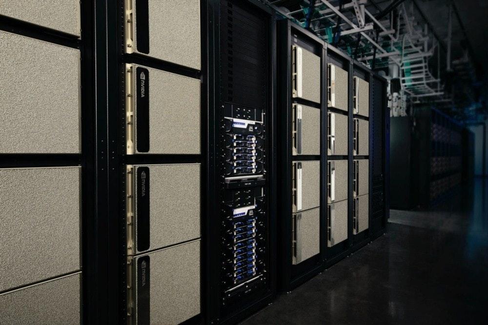 是僅3週完成架設,NVIDIA以DGX SuperPOD建造更快的超級電腦系統這篇文章的首圖