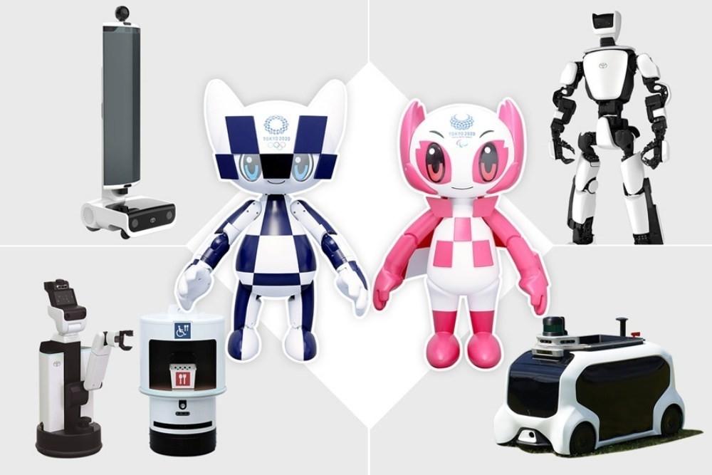 是明年東京奧運將會看見更多TOYOTA準備的機器人這篇文章的首圖