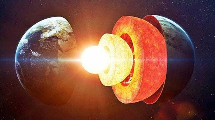 是如果地核冷卻了怎麼辦?這篇文章的首圖