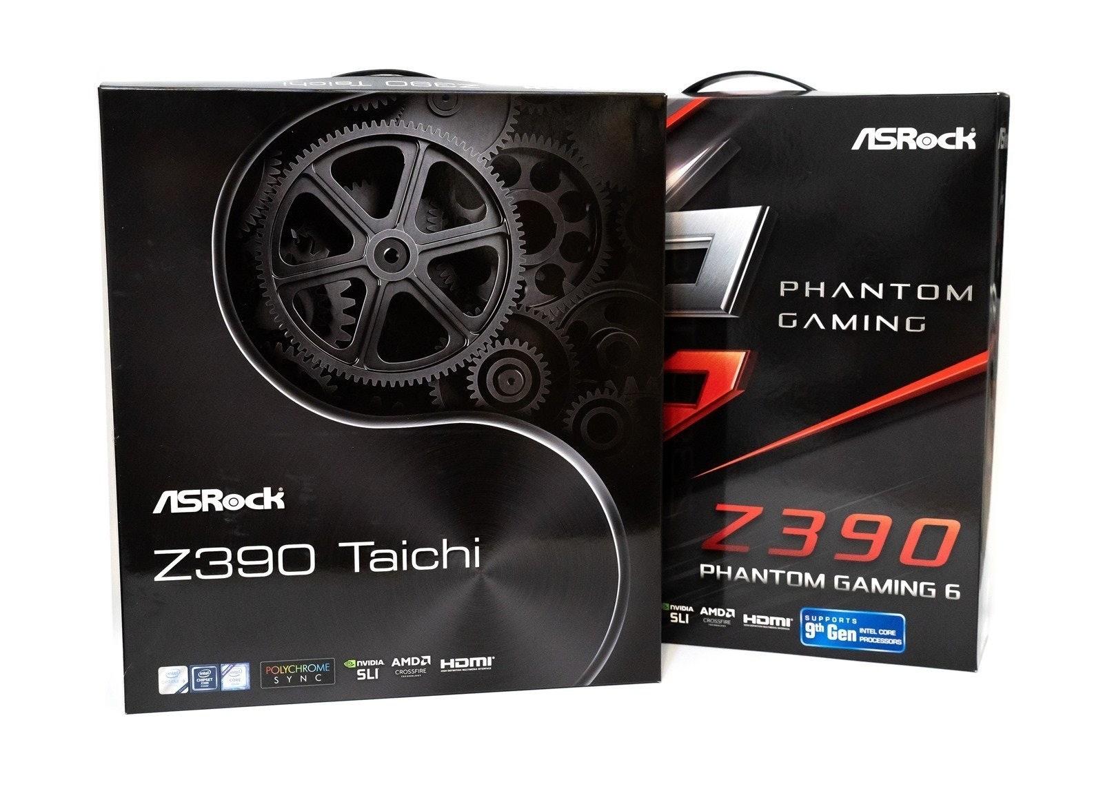 是ASROCK Z390 Phantom Gaming 6 主機板開箱 旗艦用料與配置,價格也更親民這篇文章的首圖