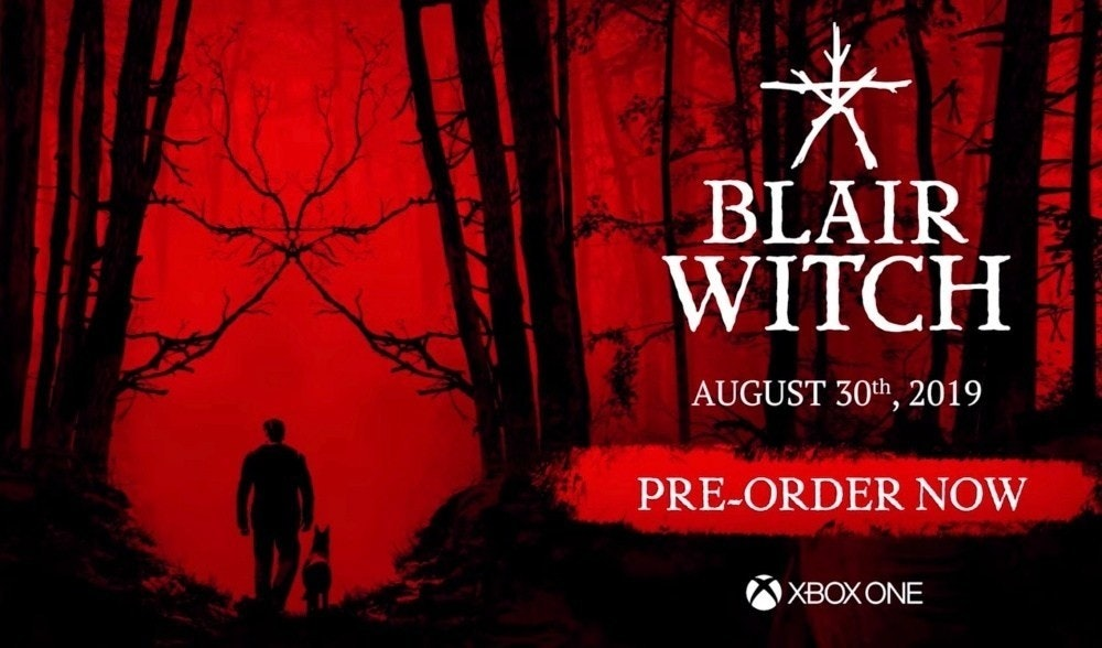 是以《厄夜叢林》為基礎的《布萊爾女巫》釋出全新預告這篇文章的首圖