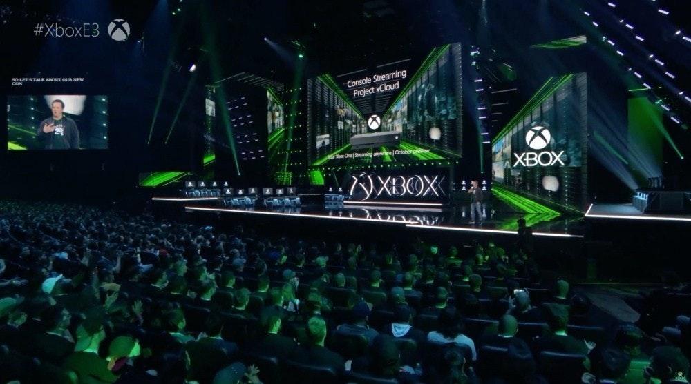是微軟將於10月預覽Project xCloud服務,讓玩家可在異地串流遊玩本身持有遊戲這篇文章的首圖
