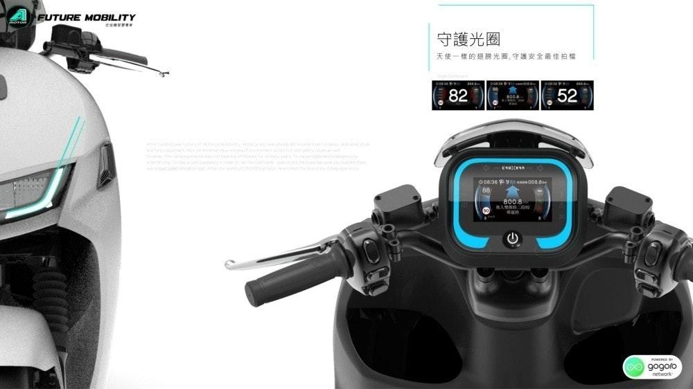 是宏佳騰宣布與Gogoro合作電動車將以Ai-1為稱,預計今年夏季對外發表這篇文章的首圖