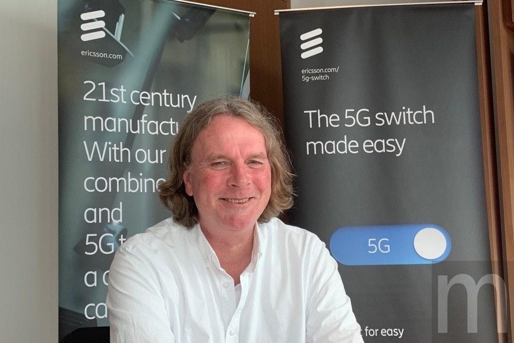 是Ericsson認為5G網路普及,將逐漸改變內容、流量使用模式這篇文章的首圖