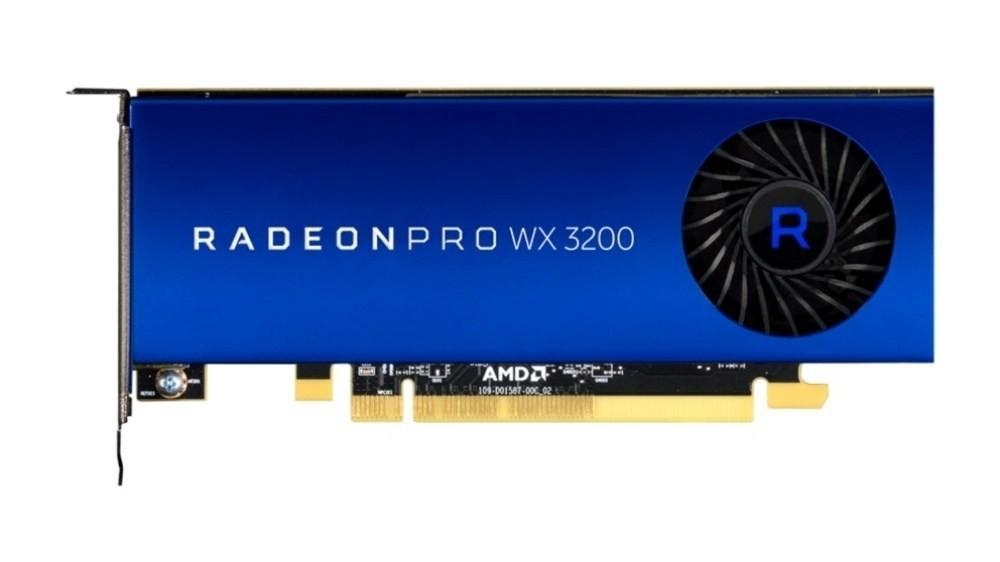 是AMD更新入門專業繪圖卡Radeon Pro WX 3200,維持採用Polaris架構這篇文章的首圖