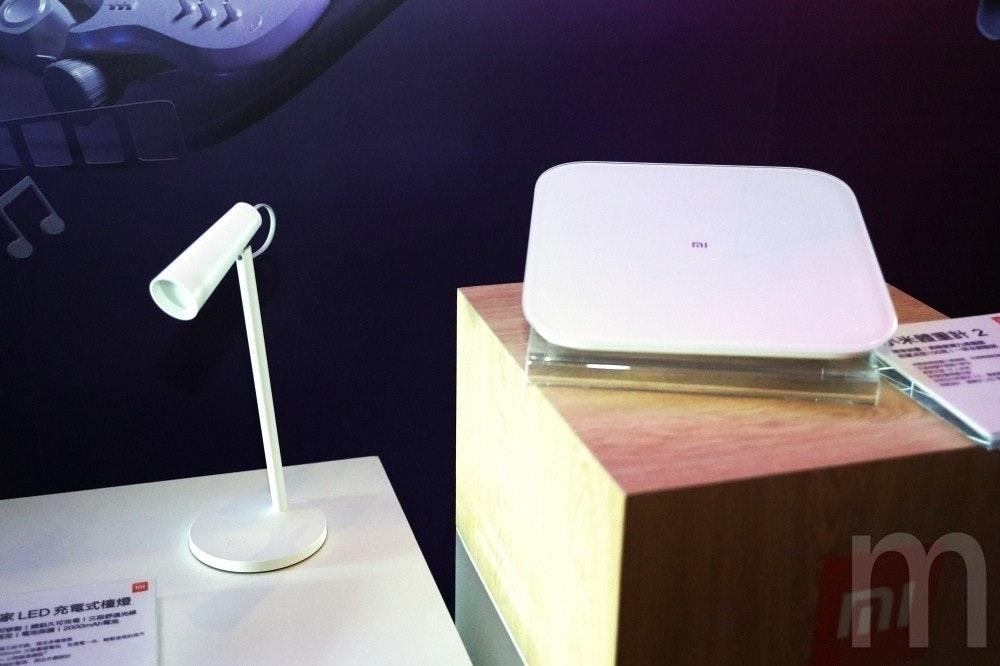 是擴展智慧生活居家產品,小米體重計2、米家LED充電式檯燈同步在台推出這篇文章的首圖