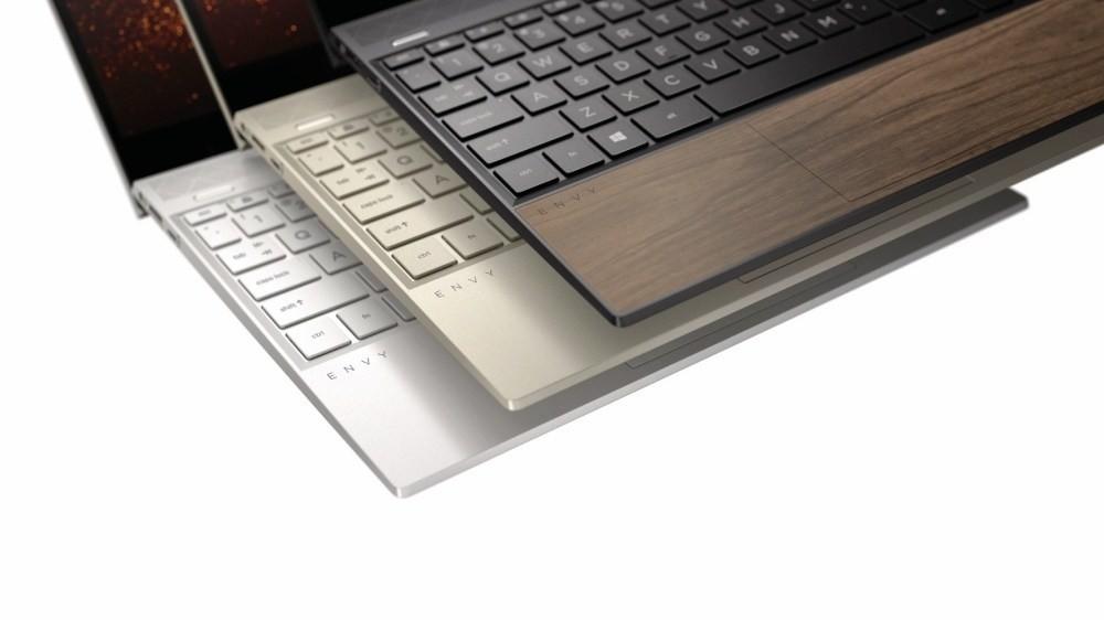 是HP推出採用木質扶手設計的全新Envy系列筆電這篇文章的首圖
