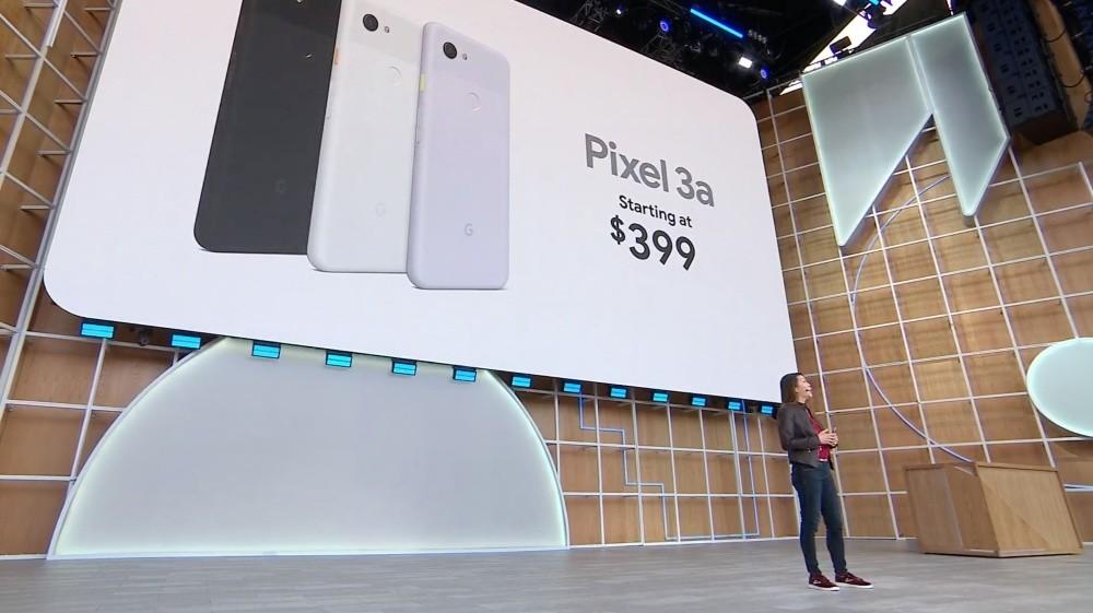 是Pixel 3a正式揭曉,鎖定Pixel 3一半價位需求、同樣結合人工智慧這篇文章的首圖