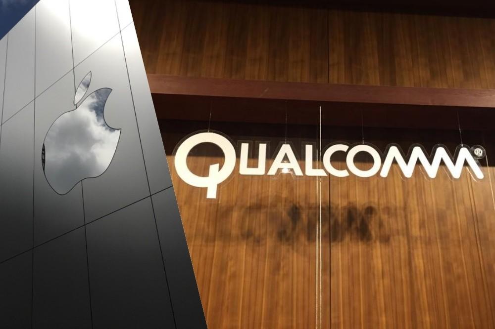 是蘋果與Qualcomm雙方達成和解協議,未來將維持合作關係這篇文章的首圖