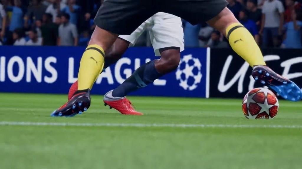 是EA揭曉FIFA系列新作 國際足盟大賽20公開全新「VOLTA」玩法這篇文章的首圖