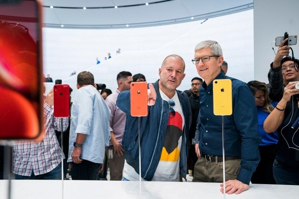 是蘋果首席設計師Jony Ive確認將離開,未來將以設計公司形式繼續合作這篇文章的首圖