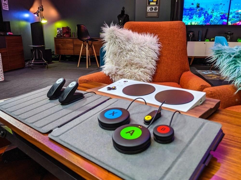 羅技推出Logitech G可擴充遊戲控制套件 針對行動不便玩家打造 售價99.99美金