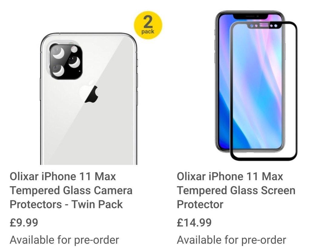 是英國配件商再次透露新款iPhone將換上三鏡頭主相機設計這篇文章的首圖