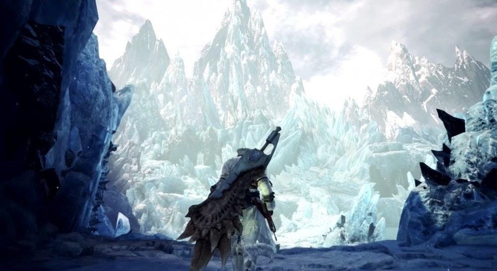 是《魔物獵人 世界 Iceborne》釋出新宣傳影片、示範遊玩內容這篇文章的首圖