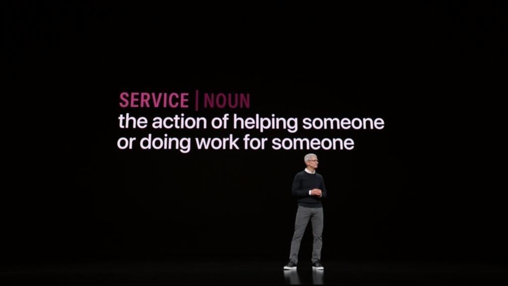 是觀點/蘋果春季發表會聚焦服務項目,但似乎仍稍嫌不足?這篇文章的首圖