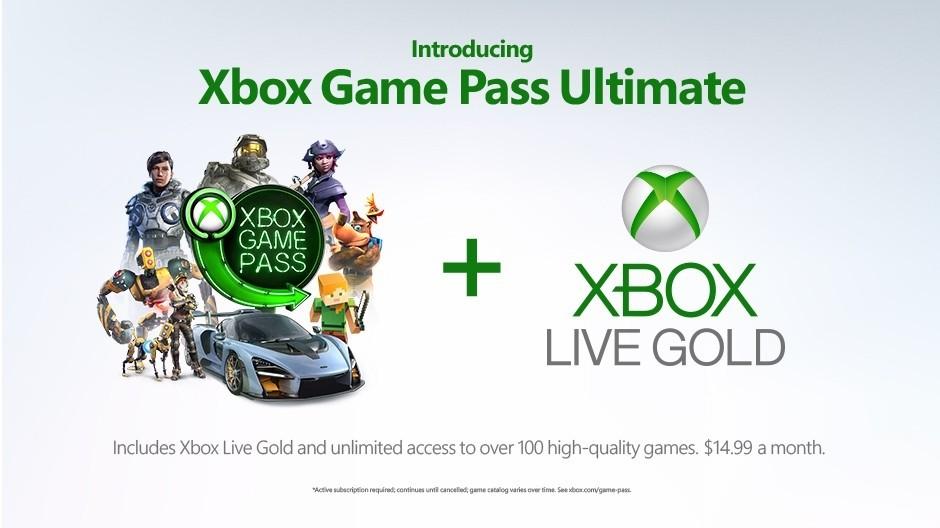 是微軟確定今年稍晚正式推出Xbox Game Pass Ultimate訂閱方案服務這篇文章的首圖