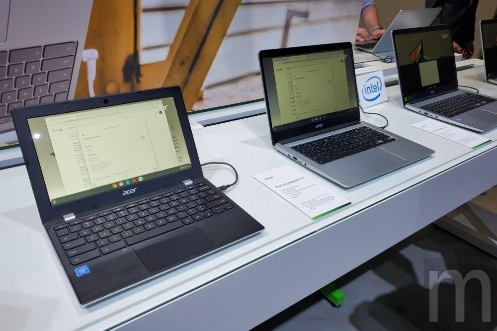 是宏碁更新全系列Chromebook,對應不同使用需求這篇文章的首圖