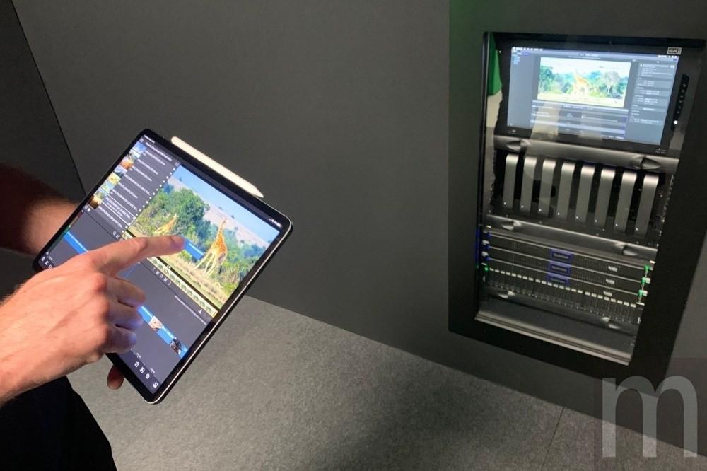 是蘋果展示旗下運算效能虛擬化應用,讓不同裝置的工作流程更加順暢這篇文章的首圖