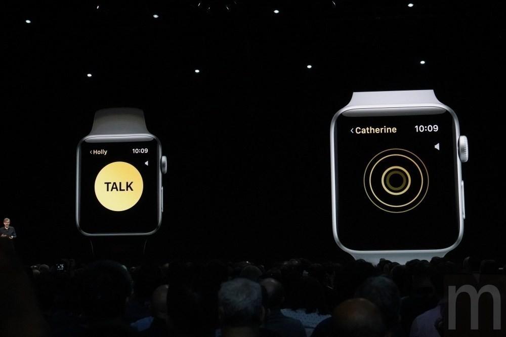 是Apple Watch對講機發現漏洞,可能遭他人竊聽iPhone對話內容這篇文章的首圖