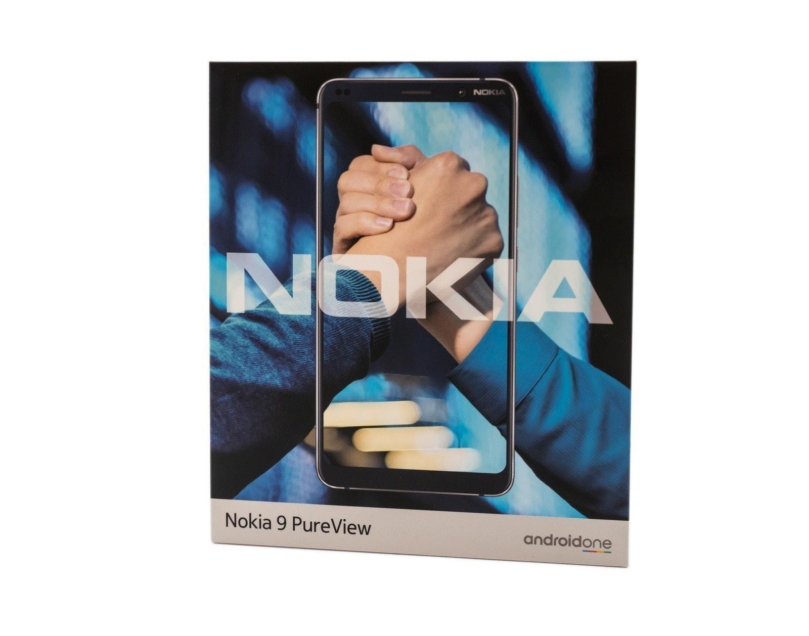是除了五鏡頭之外性能電力如何?Nokia 9 PureView 台灣版性能電力測試這篇文章的首圖