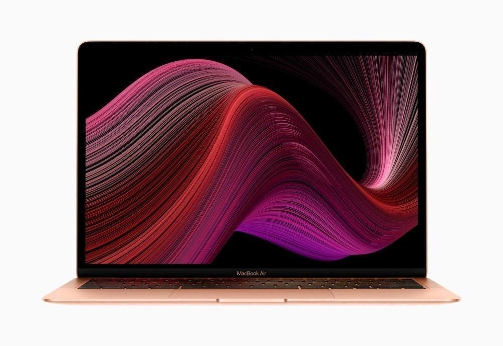 照片中提到了MacBook Air,包含了MacBook Air、魔術鍵盤、MacBook Air、計算機鍵盤、蘋果MacBook Pro