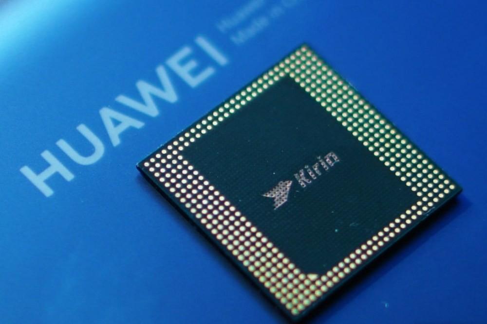 照片中提到了HUAWEI、Made、Y Kirin,跟無罪計劃有關,包含了微控制器、微控制器、中央處理器、電腦、集成電路