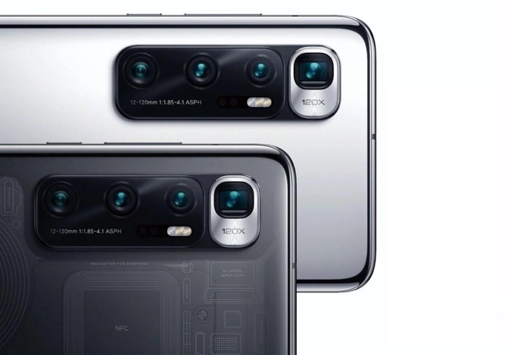 照片中提到了12-120mm 1:1.85-4.1 ASPH、120X、12-120mm 1:1.85-4.1 ASPH,包含了電子產品、小米、蘋果、紅米、高動態範圍成像