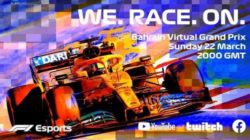 F1推出F1 Esports Virtual Grand Prix電競比賽 車手、明星上陣虛擬賽車