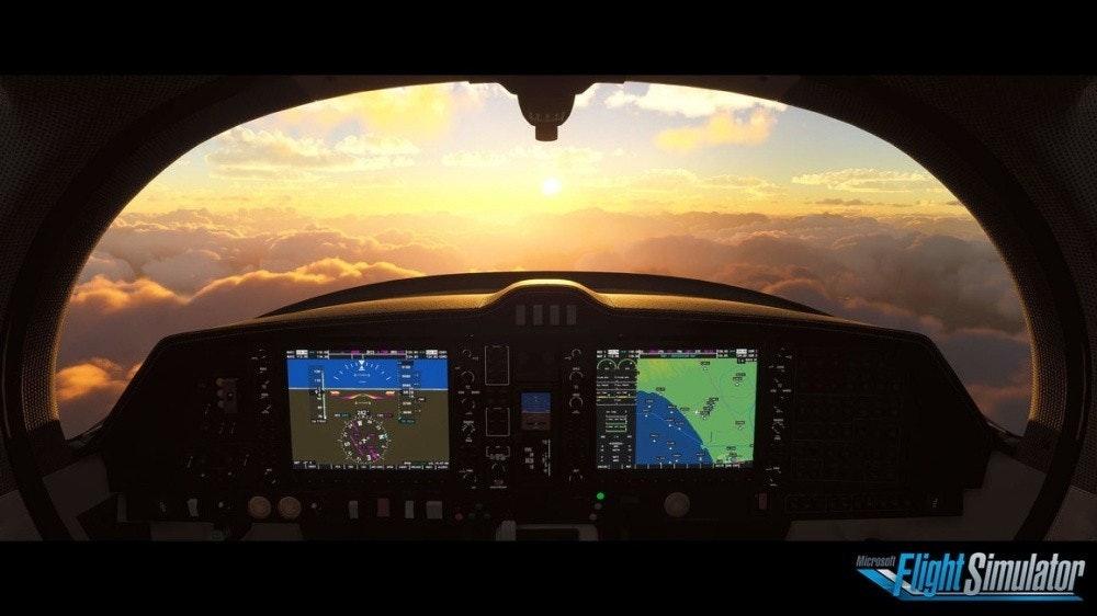 照片中提到了Elight Simulator、Microsolt,跟StubHub有關,包含了微軟Flight Simulator 2020價格、微軟飛行模擬器、模擬電子遊戲、2019年電子娛樂博覽會、Xbox One