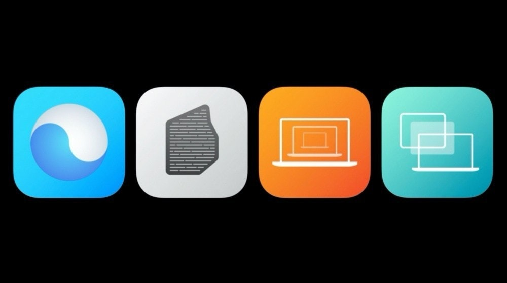 照片中包含了橙子、蘋果全球開發者大會、蘋果、蘋果手機、AirPods