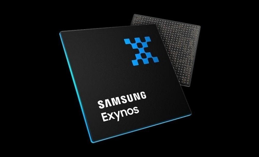 照片中提到了SAMSUNG、Exynos,跟黑莓有限公司有關,包含了exynos 1000、Exynos、三星Galaxy、三星、高通金魚草