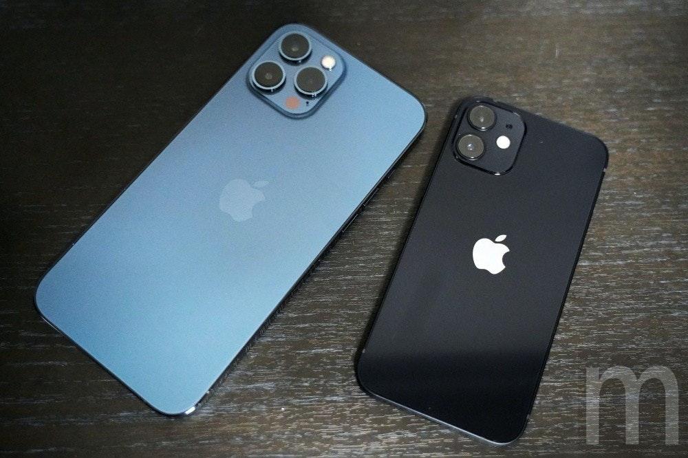 照片中提到了m,跟蘋果公司。、蘋果公司。有關,包含了功能手機、蘋果iPhone 12 Pro Max、便攜式通訊設備、功能手機、手機